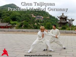Chen Taijiquan Practical Method - Tai Chi Quan