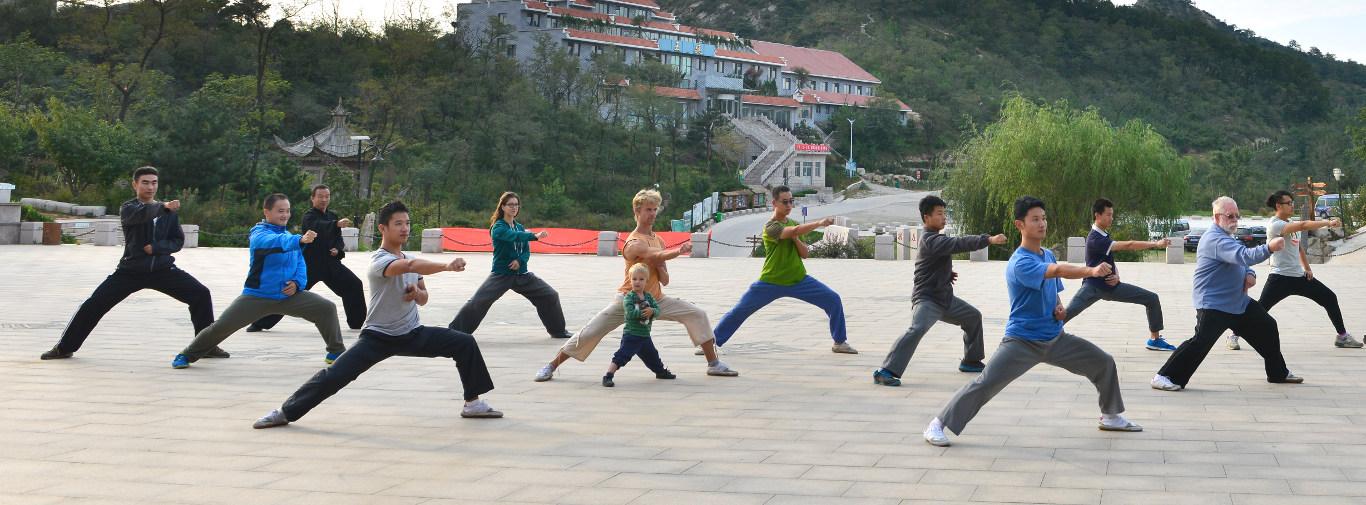 Chen Taijiquan Practical Method
